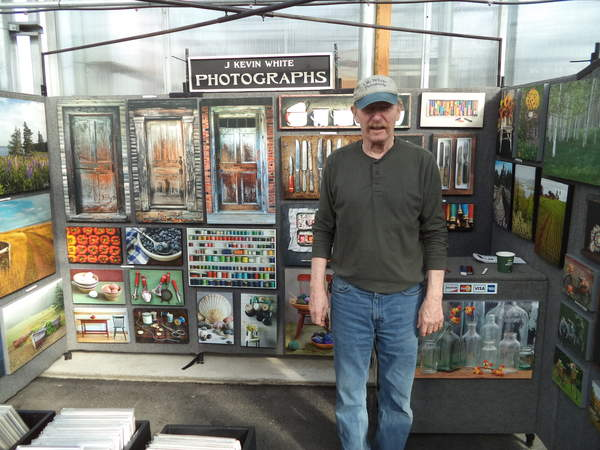 Longfellow 39 s annual cabin fever art show by longfellow 39 s for Local craft fairs near me