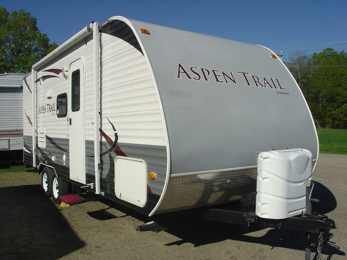 Just In 25.5' 2012 Aspen Trail Bunkhouse - By Good Times ...