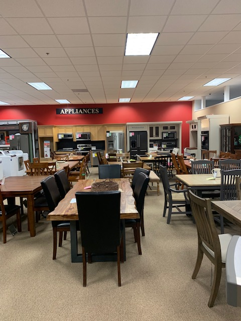 Enjoyable Dining Room Sets By Fortins Home Furnishings Central Maine Beutiful Home Inspiration Ommitmahrainfo